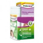 ParaNix pidocchi e lendini Spray (100ml)+ Pettine + Shampoo (100 ml)