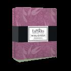 Euphidra Cofanetto Petali di rosa per tutta la famiglia (250ml + 200ml + 125ml)