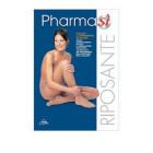 PharmaSì Autoreggente riposante a compressione graduata 70 denari colore nero taglia 2