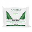 Planter's Aloe Vera Salviette detergenti struccanti (20 pz)
