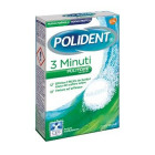 Polident 3 minuti Pulitore per protesi dentali (66 compresse)