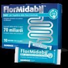 FlorMidabil Daily 70 miliardi fermenti lattici vivi (10 bustine orosolubili)