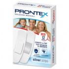Prontex Silver Strips Cerotti con tampone in Argento medi (12 pz)