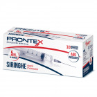 Prontex Siringhe 5ml con ago indolore (10 pz)