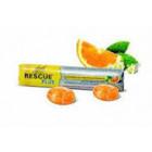 Rescue Plus Fiori di Bach gusto arancia e sambuco (10 caramelle)