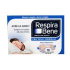 RESPIRABENE 10 BRETELLINE NASALI GRANDI ADULTI pelle normale