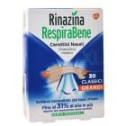 Rinazina RespiraBene Cerottini nasali grandi classici senza medicinali (30 pz)