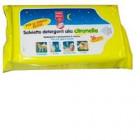 Sano e Bello salviette detergenti alla citronella per cani (40 pz)