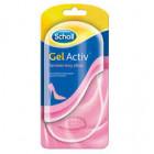 Scholl Gel Activ Tacchi Alti plantari numeri 35-40.5 (2 pz)