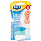 Scholl Velvet Smooth Nail Care ricambi lime per Kit Elettronico (3 pz)