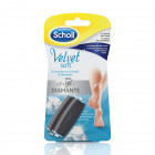 Scholl Velvet Soft  Ricambi 2 pz (1 ricarica Soft Touch + 1 ricarica Extra Esfoliante)