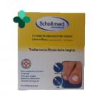 SchollMed onicomicosi smalto medicato 5% per unghie mani e piedi trattamento micosi (kit completo)