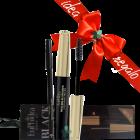 Euphidra Make up cofanetto Black is Back idee regalo donna (mascara allungante + matita nera)