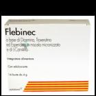 Flebinec per il tono venoso (14 bustine)
