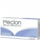 Meclon Ovuli vaginali 100mg + 500mg (10 pz)