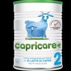 Capricare 2 latte di capra intero in polvere di proseguimento per lattanti 6-12 mesi (400 g)