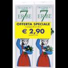 Dentifricio Delle 7 Erbe protezione gengive (50ml+50ml)