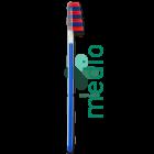 Taumarin spazzolino medio Scalare 33 (1 pz + coprisetole)