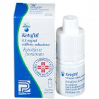 Ketoftil collirio occhi 0,5mg/ml (10 ml)