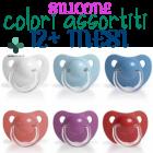 Suavinex Evolution succhietto in silicone 12+ colori assortiti (1 pz)