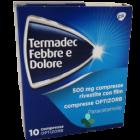 Termadec febbre e dolore 500mg (10 compresse)