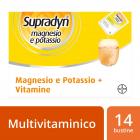 Supradyn Magnesio e Potassio granulato effervescente (14 bustine)