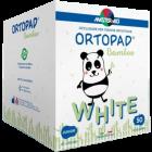 Master Aid Ortopad Bamboo cerotto occlusore per terapie ortottiche Junior 67x50mm (50 cerotti)