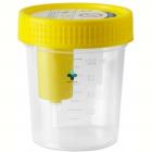 Linea F Raccoglitore Urina con provetta e tappo a vite (1 pz)