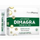Dimagra Keto booster MCT Oil olio 100% puro (30 stick pack)
