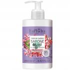 Euphidra sapone liquido mani con antibatterico Fiori di ciliegio (250 ml)