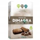 Dimagra Plumcake proteico gusto Cacao (4 pz)
