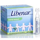 Libenar Igiene Nasale soluzione fisiologica (25 flaconcini)