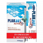 PlakOut active collutorio 0.12% trattamento prolungato (200 ml) + dentifricio omaggio (75 ml)