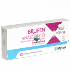 Brufen analgesico ibuprofene 200mg uso orale (12 compresse)