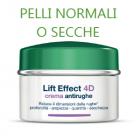 Somatoline Cosmetic Lift Effect 4D Crema viso Giorno antirughe filler per pelle normale o secca (50 ml)
