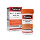 Swisse Olio di Krill 1000mg Omega3 e Astaxantina (30 cps)