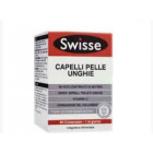 Swisse Ultiboost Capelli Pelle Unghie (60 compresse)