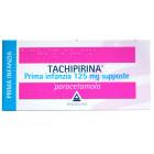 Tachipirina Bambini Prima Infanzia tra 6 e 12 kg 125 mg paracetamolo (10 supposte)