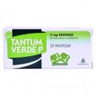 Tantum Verde P 3mg Menta (20 pastiglie)