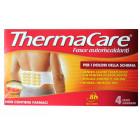 Thermacare Fasce Autoriscaldanti per dolori Schiena (4 pz)