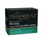 Tisanoreica2 Bevanda Cioccolato amaro (4 preparati)