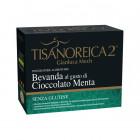 Tisanoreica2 Bevanda Cioccolato e Menta 4 preparati