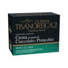 TISANOREICA2 Bevanda CIOCCOLATO E PISTACCHIO 4 preparati