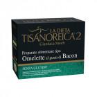 Tisanoreica2 Omelette al Bacon 4 preparati