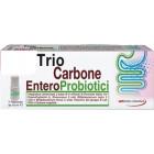 TrioCarbone EnteroProbiotici benessere della flora intestinale (7 flaconcini)