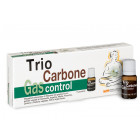Trio Carbone Gas control (7 flaconcini)