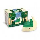 Umidificatore delle 7 piante ad Ultrasuoni + Balsamo deodorante per ambienti (30 ml)