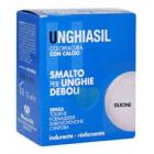 Unghiasil Smalto per unghie deboli colore Glicine (12 ml)