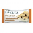 Tisanoreica T Wafer gusto vaniglia snack dolce (35 g)