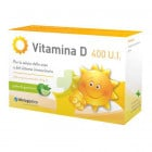 Vitamina D 400 UI gusto lime (168 cpr)
